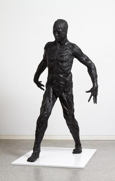 sculpture sur pneu 17 square oueb. Black Bedroom Furniture Sets. Home Design Ideas